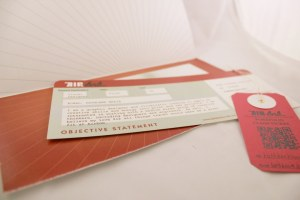 Airbnb Boarding Pass & Luggage Tag