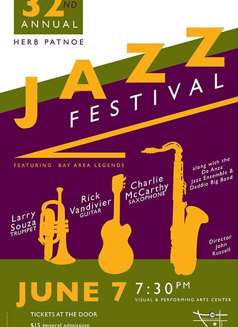 De Anza Jazz Festival 2013