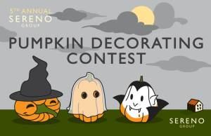 Sereno Group Pumpkin Contest