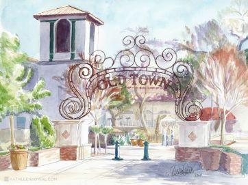 Old Town Los Gatos