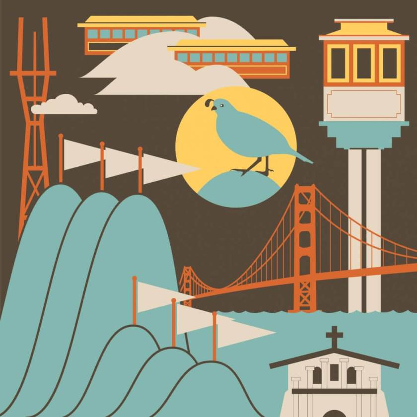 San Francisco Infographic