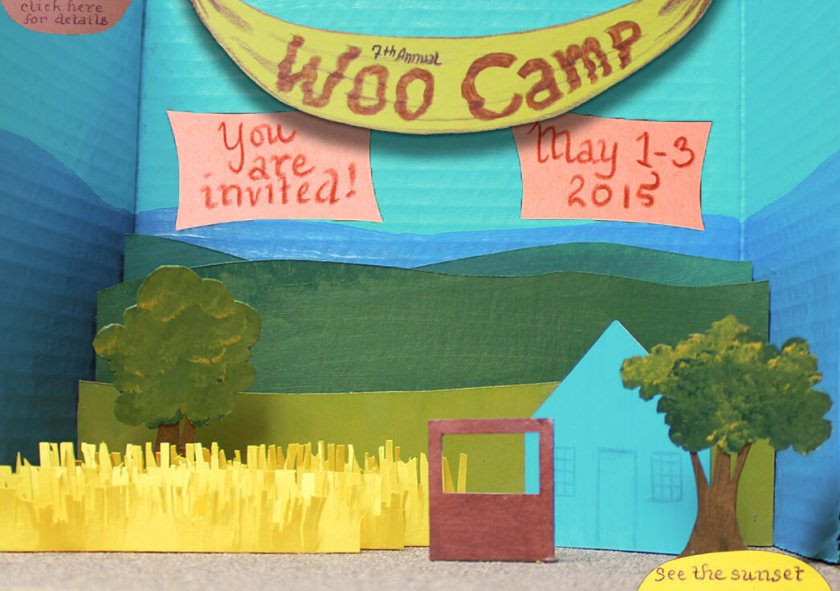 Woo Camp 2015 Hero