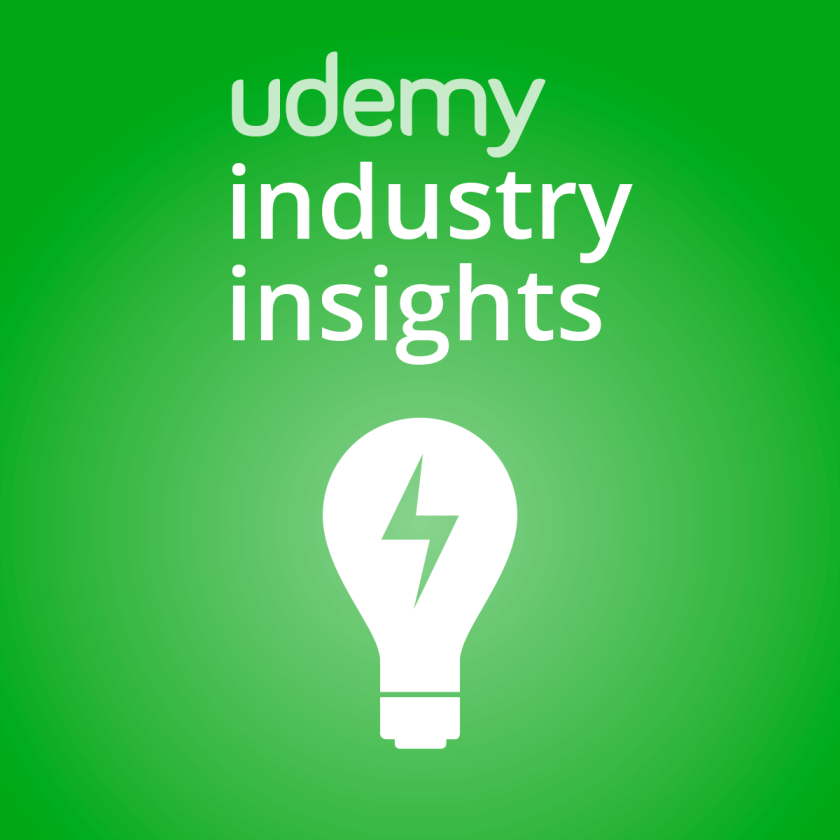 Udemy Industry Insights Podcast Logo Final