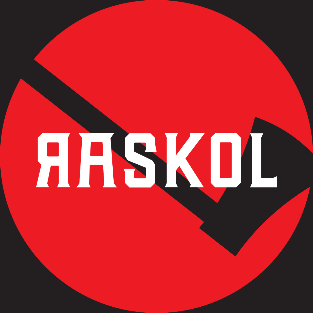 Raskol Logo Version 1b web