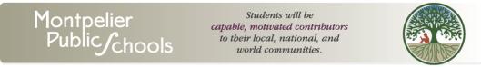 Montpelier Public Schools