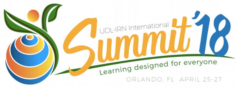 UDL IRN Summit 2018