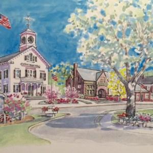 New England Scenes
