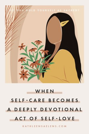 Receive the Self-Care Guide to help you design your own self-care moments!
