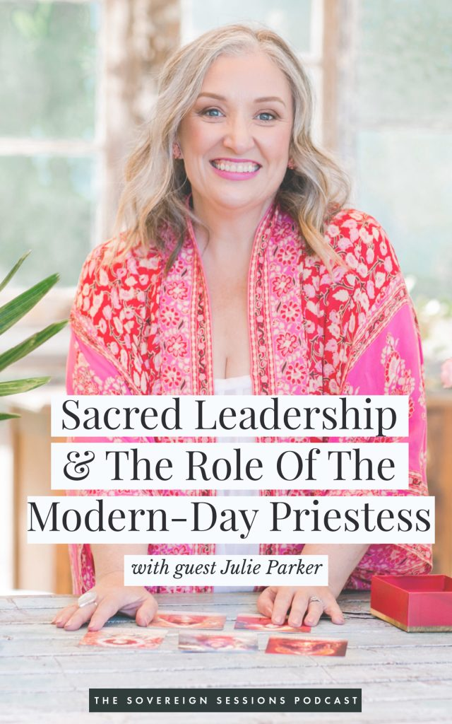 Click Through To Listen To The Podcast Episode: A Conversation with Julie Parker (Beautiful You Coaching Academy & Priestess Temple School) about the role of the Priestess in today's world. Exploring the Cosmology of the Priestess, Social Justice, the Dark Goddess, and lots more! Enjoy! Kx.