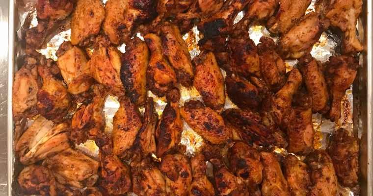 Instant Pot BBQ Chicken Wings