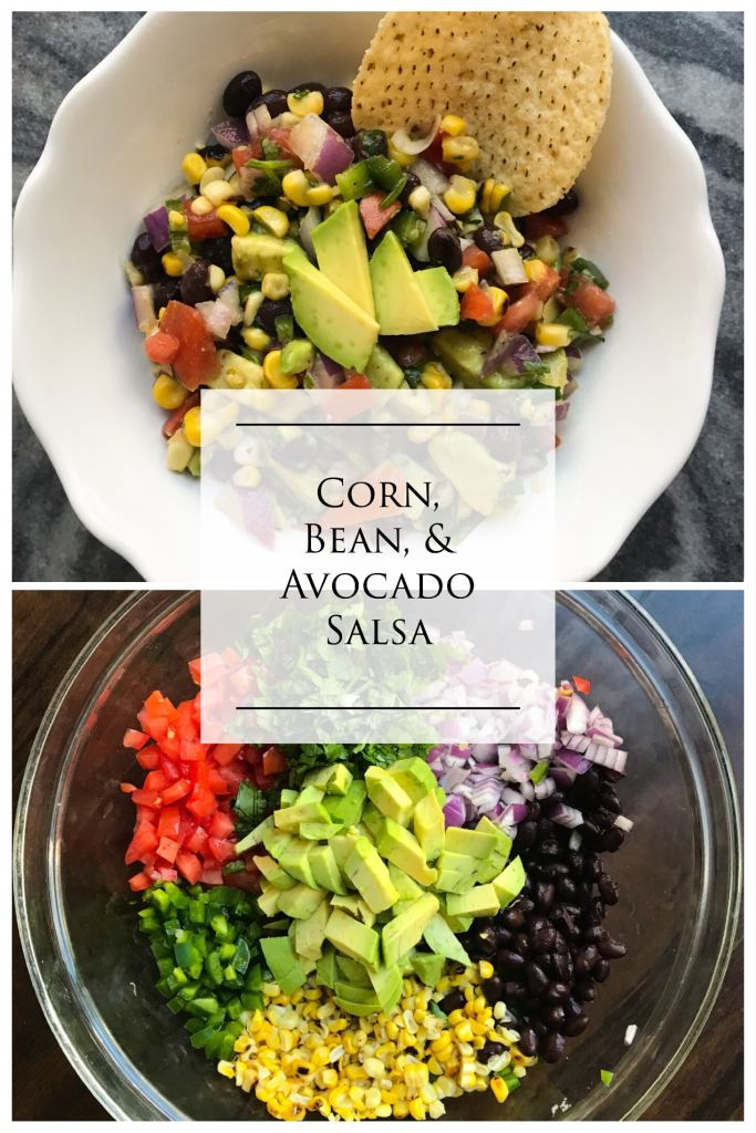A cross between a pico de gallo and cowboy caviar, this salsa has all of the best ingredients for your Mexican craving. Whip up a batch ahead of time to serve at your next party.