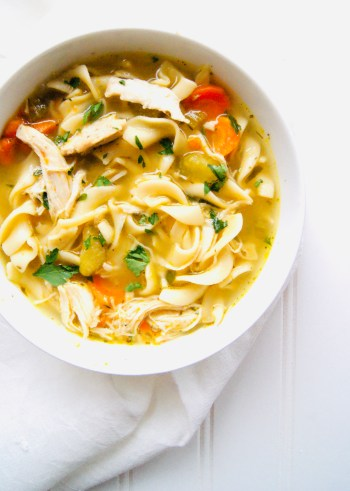 chicken-noodle-soup-in-bowl