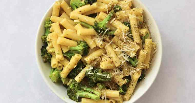 Broccoli Carbonara