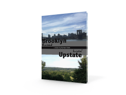 Upstate Book Cover
