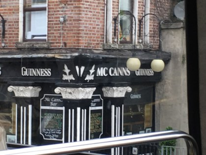 McCann's Pub