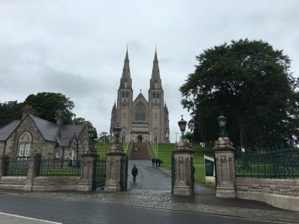 St Patricks' in Armagh