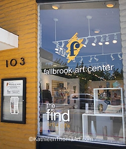 photo-Fallbrook Art Center