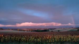 frankrijk zonsopgang 2