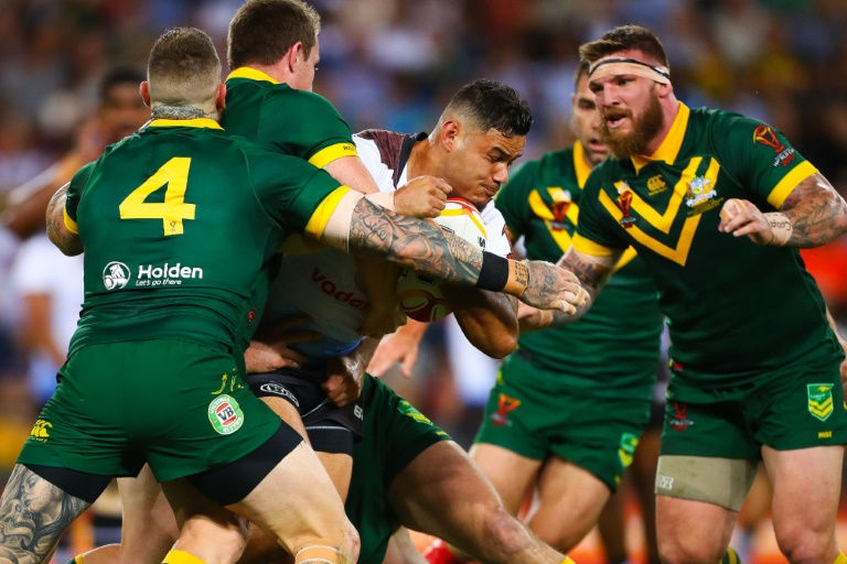 Valentine Holmes scores six as Australia progress to World Cup final