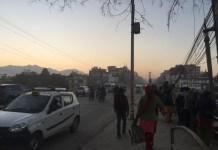 pollution in Kathmandu valley