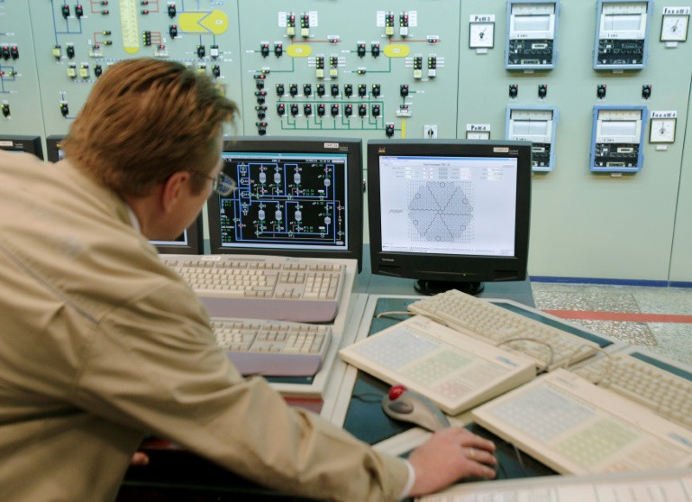 Russian nuclear plant leaked radioactive cloud