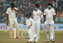 India-Sri Lanka Test