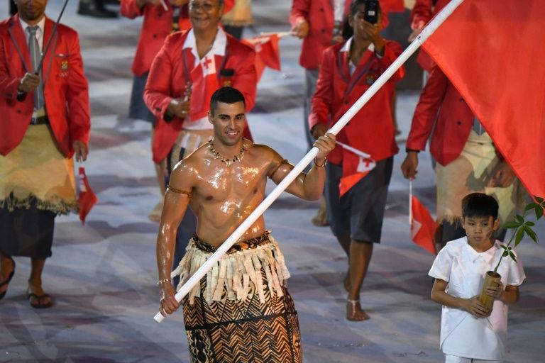 Tongan flagbearer Pita Taufatofua qualifies for Winter Olympics