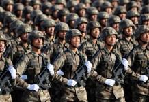 60,000 Troops