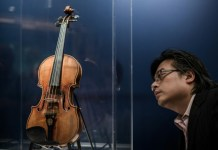First violins imitated human voices: study