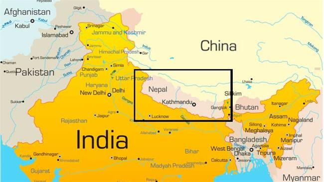 map of china and nepal Nepal China India Trilateral Cooperation Will It Benefit South map of china and nepal