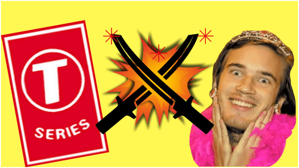 PewDiePie Vs T-Series: T-Series All Set To Become The