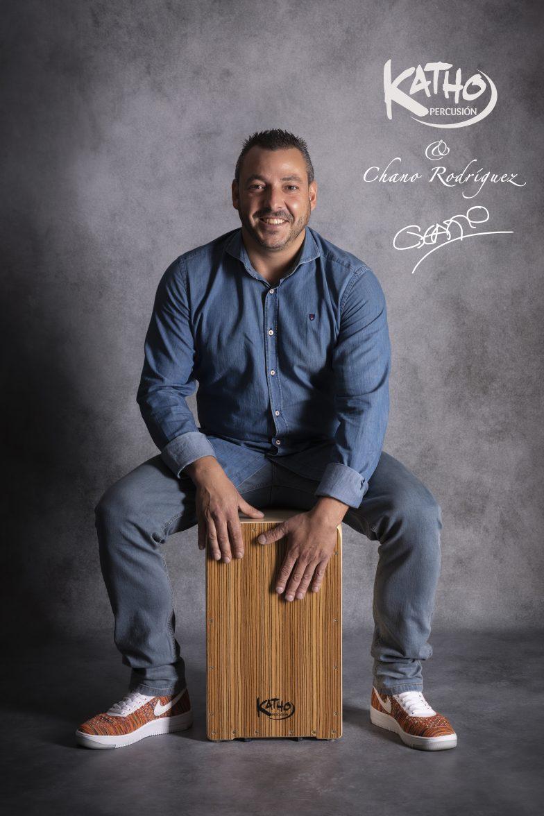 Cajones flamencos Katho Percusión Chano Rodriguez