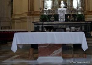 Bleibt der Altar bald leer?