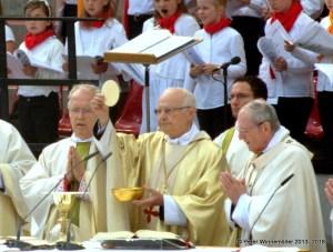 Eucharistischer Kongress 2013 Köln - Abschlußmesse