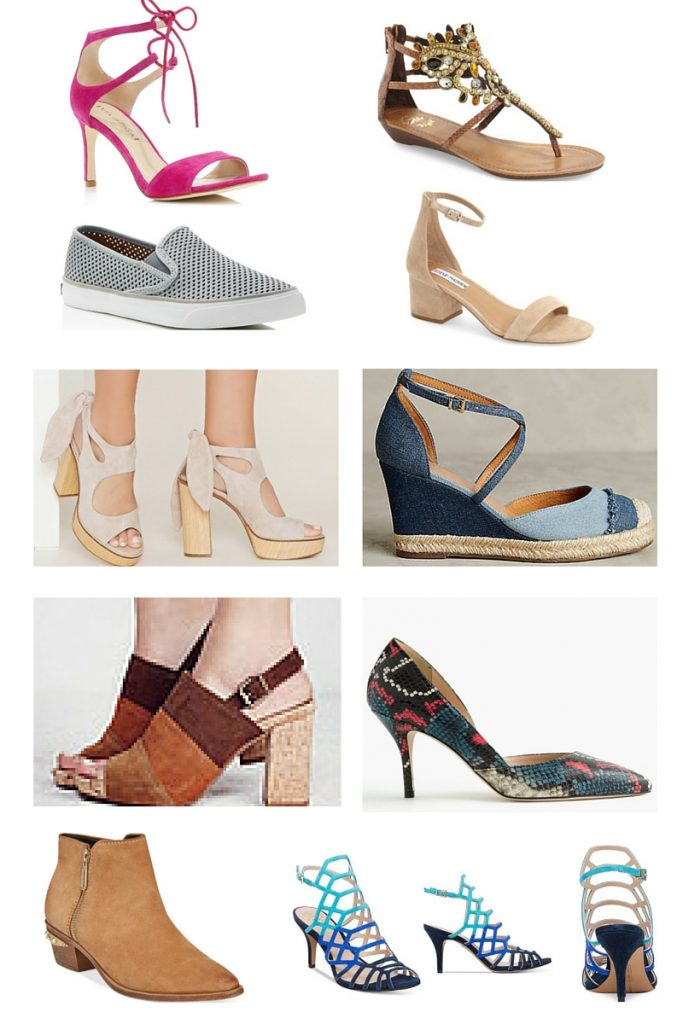 Spring In Your Step - Spring /Summer Shoe Faves - Kathrine Eldridge, Wardrobe Stylist