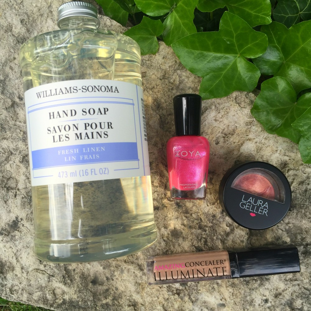 May Beauty Favorites - Kathrine Eldridge, Wardrobe Stylist