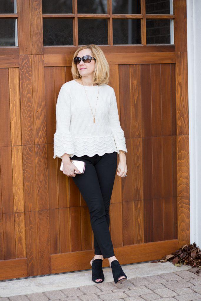 White Elegance with VIPme + Giveaway - Kathrine Eldridge, Wardrobe Stylist