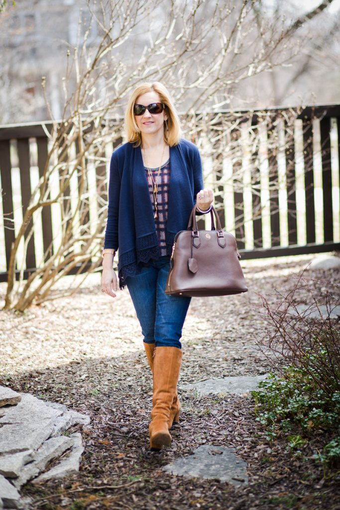 The Style and Co Cardigan You Need for Spring - Kathrine Eldridge, Wardrobe Stylist