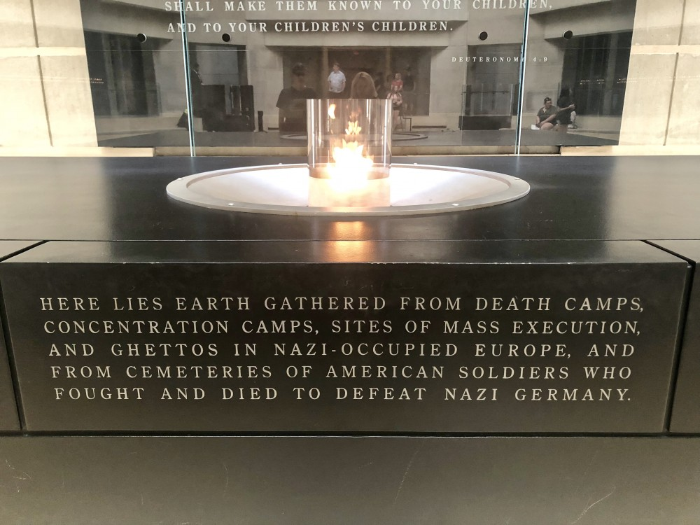 United Stated Holocaust Memorial Museum