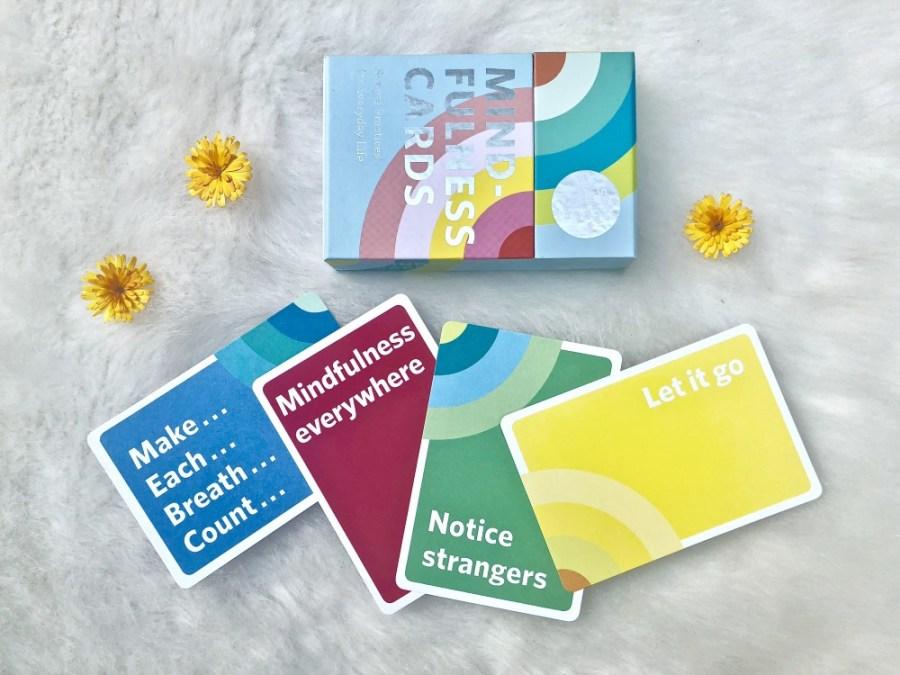Mindfulness Cards