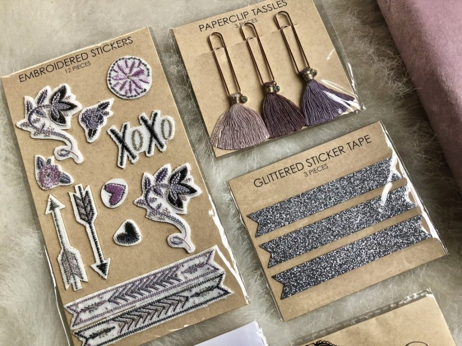 Accessories from the Because Love Journal