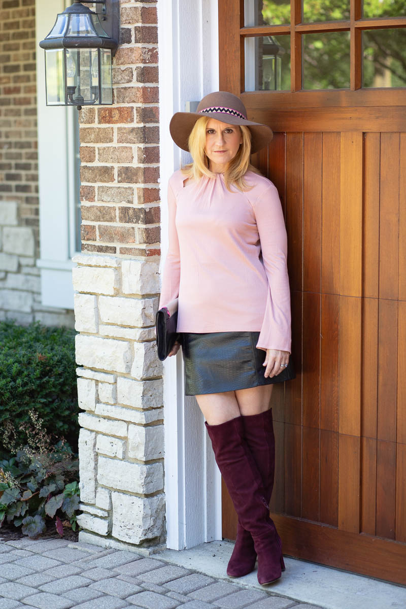 Sleek Shades of Pink by Kathrine Eldridge, Wardrobe Stylist