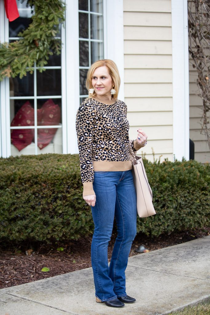 Leopard Love by Kathrine Eldridge, Wardrobe Stylist