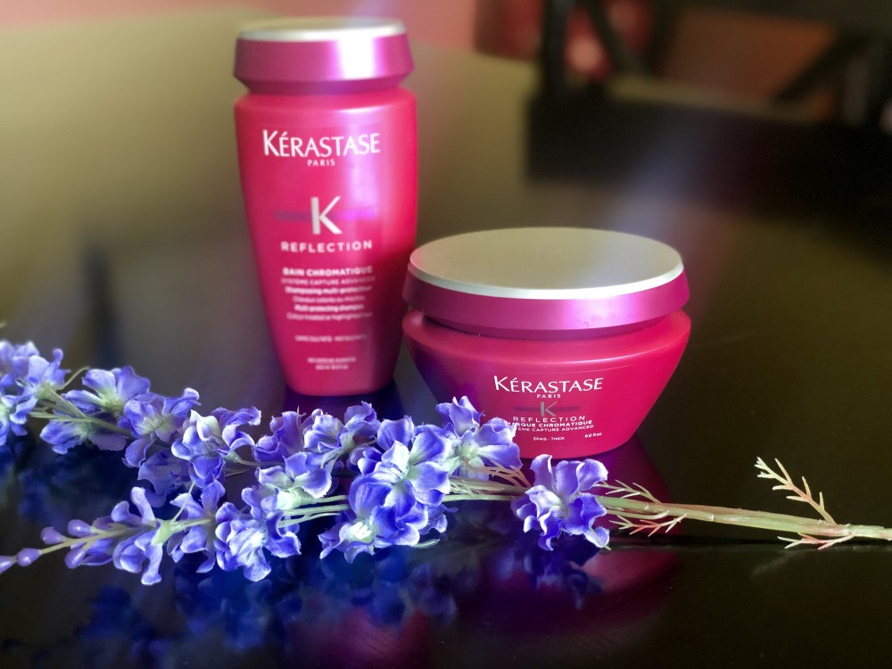 Kerastase Chromatique Color Protection Shampoo and Conditioner