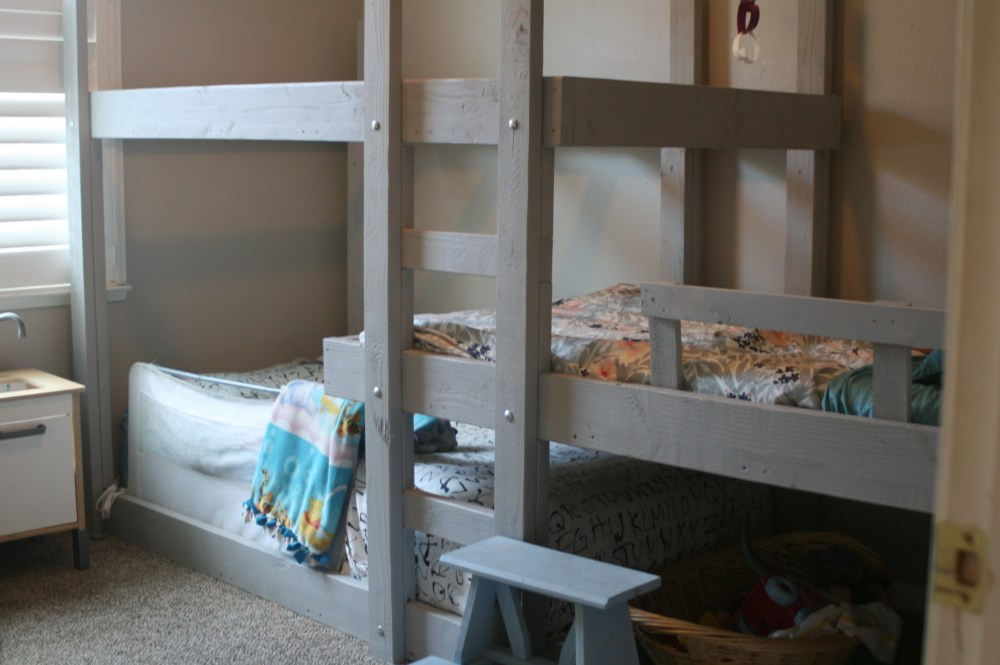 Photo of Triple Bunk Bed