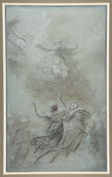 Assumption of the Virgin Mary, Pierre Paul Prud'hon