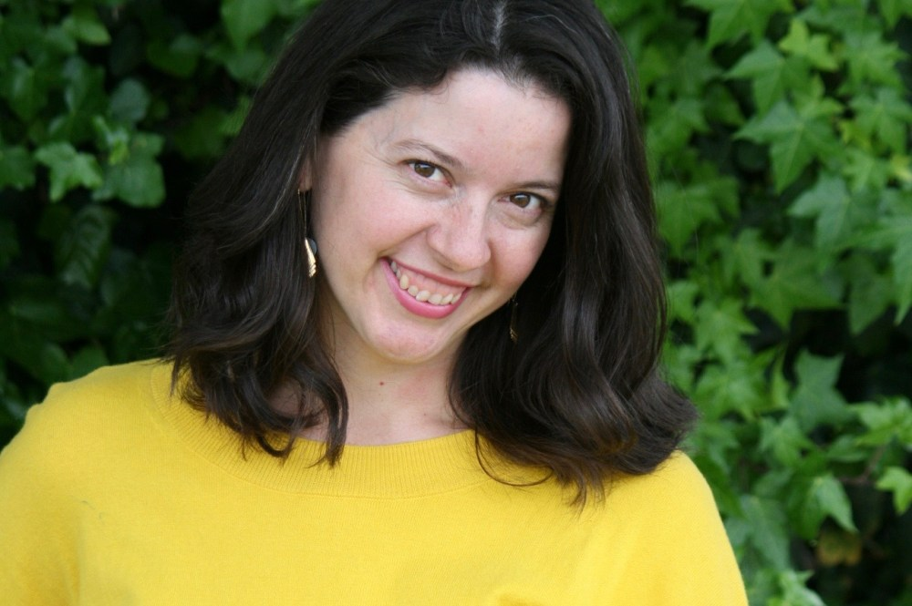 Photo portrait of Kathryn Anne Casey, author of Journey in Love: A Catholic Mother's Prayers after Prenatal Diagnosis