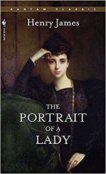 "Cover of ""The Portrait of a Lady"" by Henry James"