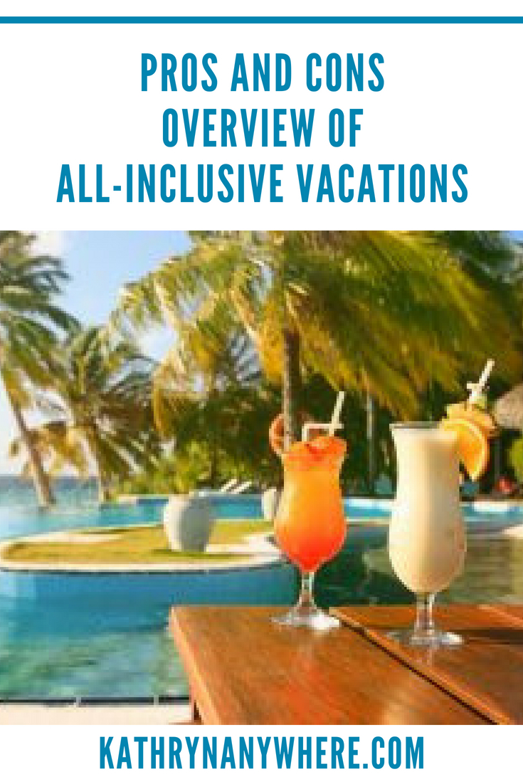 pros and cons of all inclusive vacations