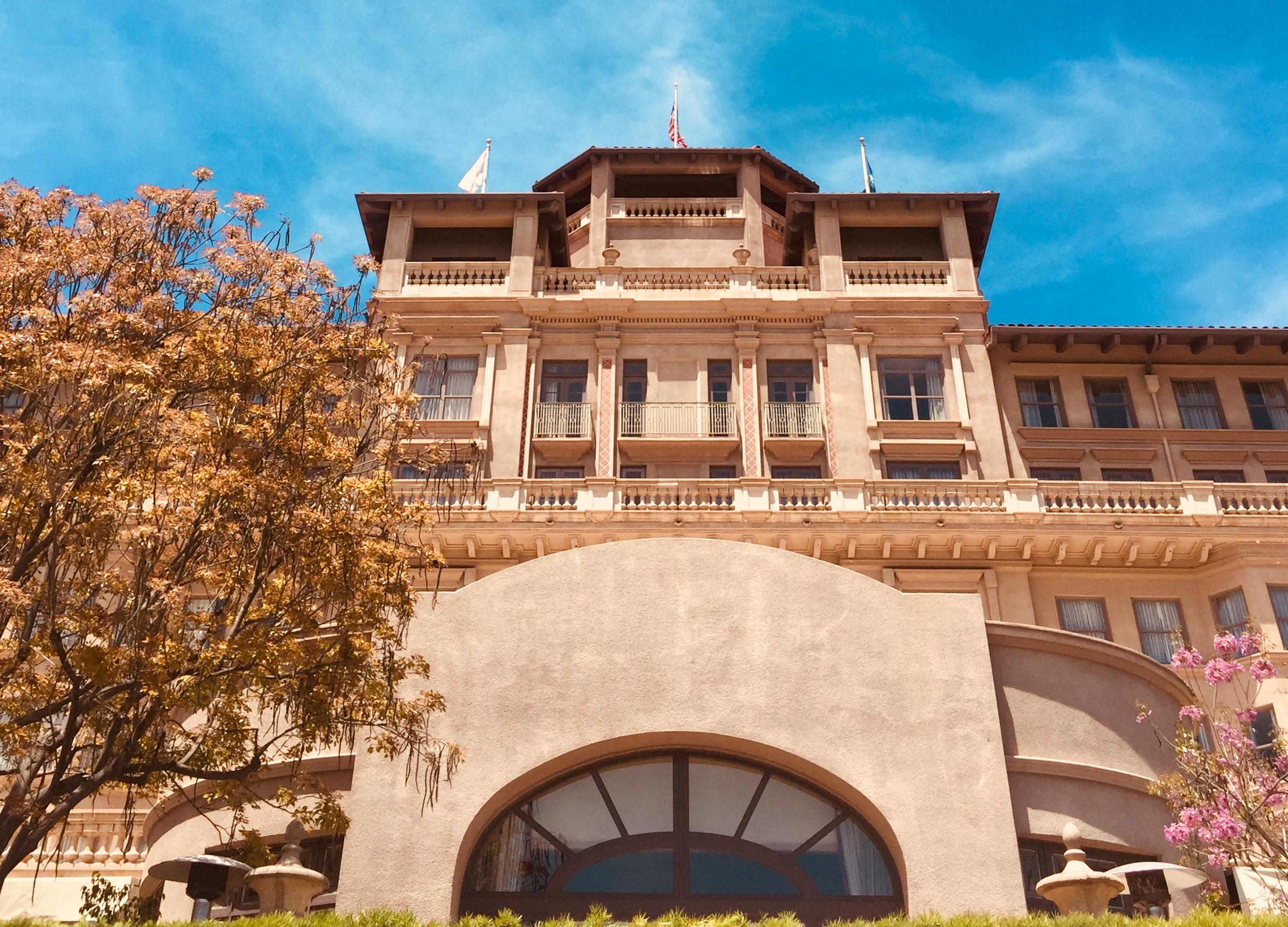 Langham Huntington hotel, location of Mom 2.0